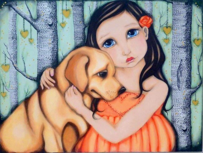 'Hugs' by Narina Bailey