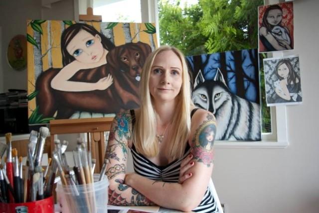 Narina Bailey Artist