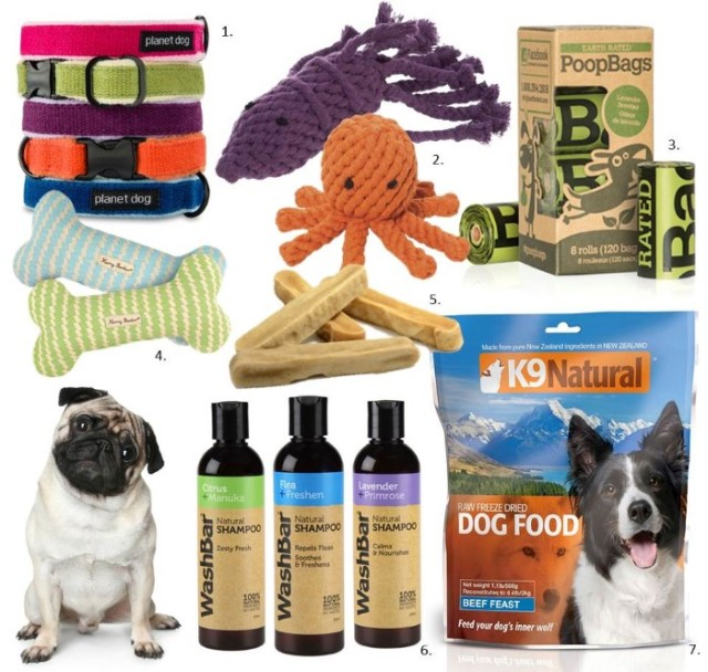 Eco Dog Products